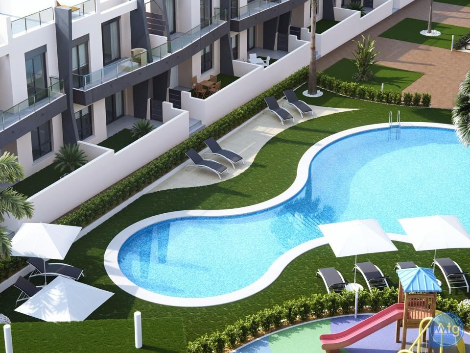 2 bedroom Bungalow in Pilar de la Horadada - SR2620 - 4