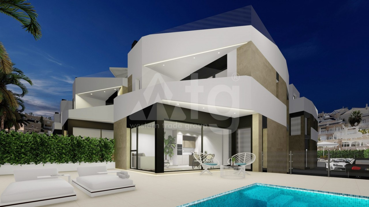 2 bedroom Duplex in Finestrat  - CAM117702 - 16
