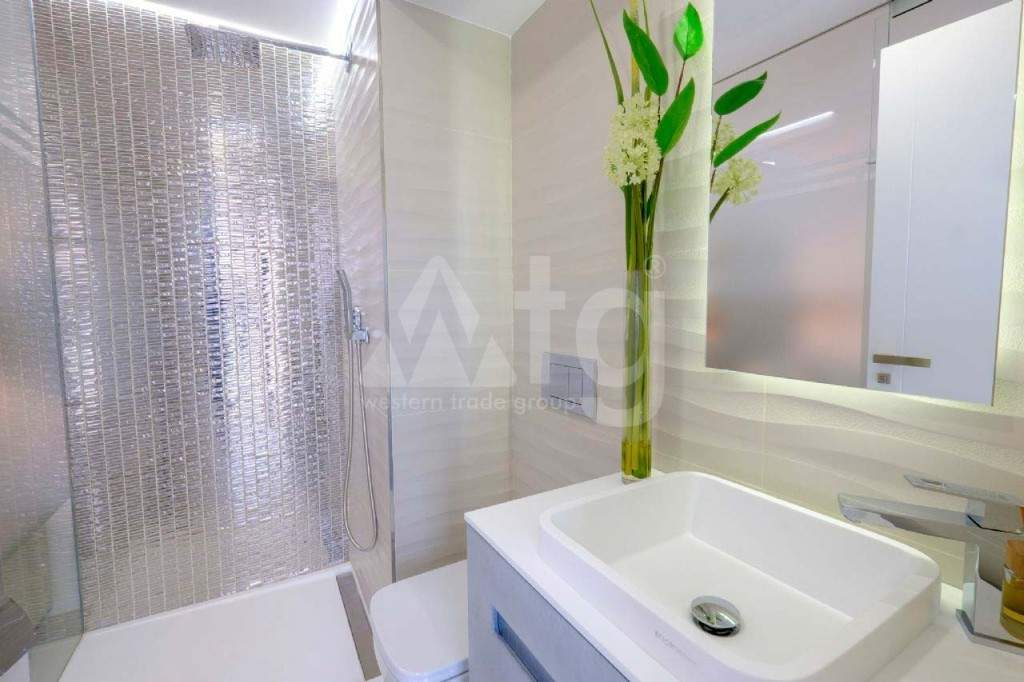 3 bedroom Duplex in Orxeta - APS7775 - 14