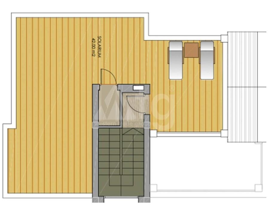 3 bedroom Duplex in Orxeta - APS7775 - 26