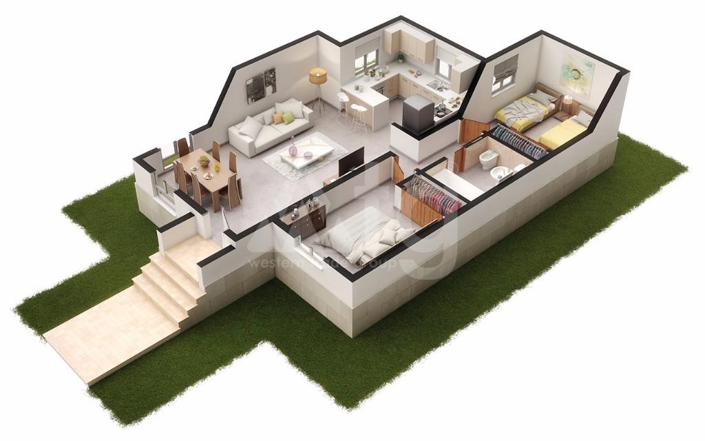 3 bedroom Villa in Benijófar  - GA7631 - 18