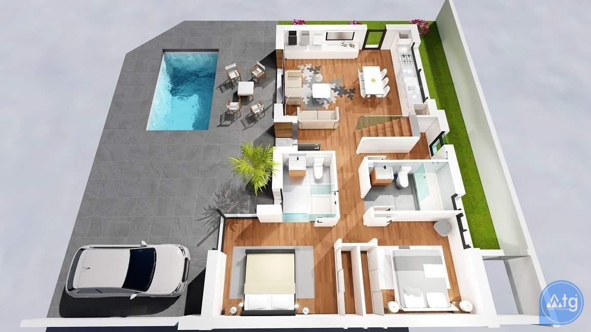 3 bedroom Villa in Benijófar  - GA7631 - 25