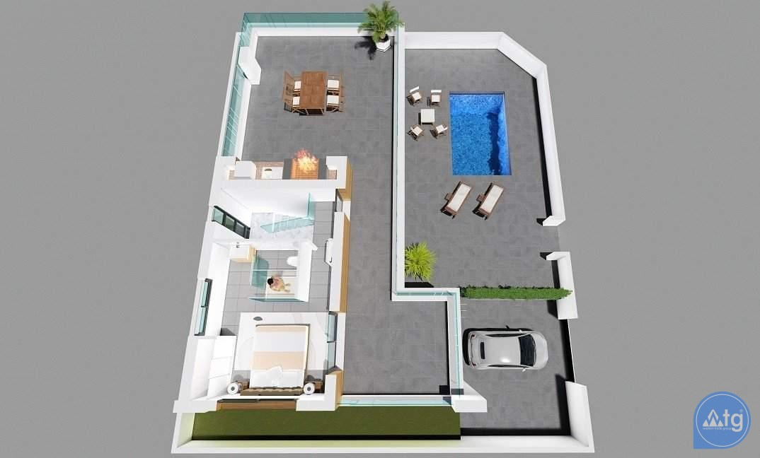 3 bedroom Villa in Benijófar  - GA7631 - 27