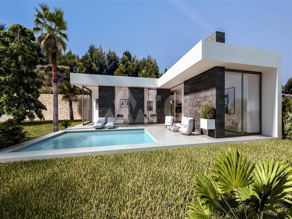 3 bedroom Villa in Benijófar  - HQH117807 - 1