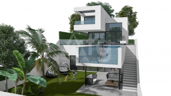 3 bedroom Villa in Benijófar  - M8447 - 1