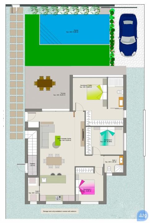 3 bedroom Villa in Benijófar - M6001 - 22