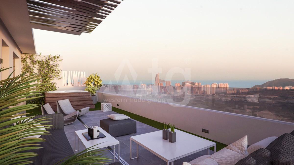 3 bedroom Villa in Finestrat  - UBA116678 - 11