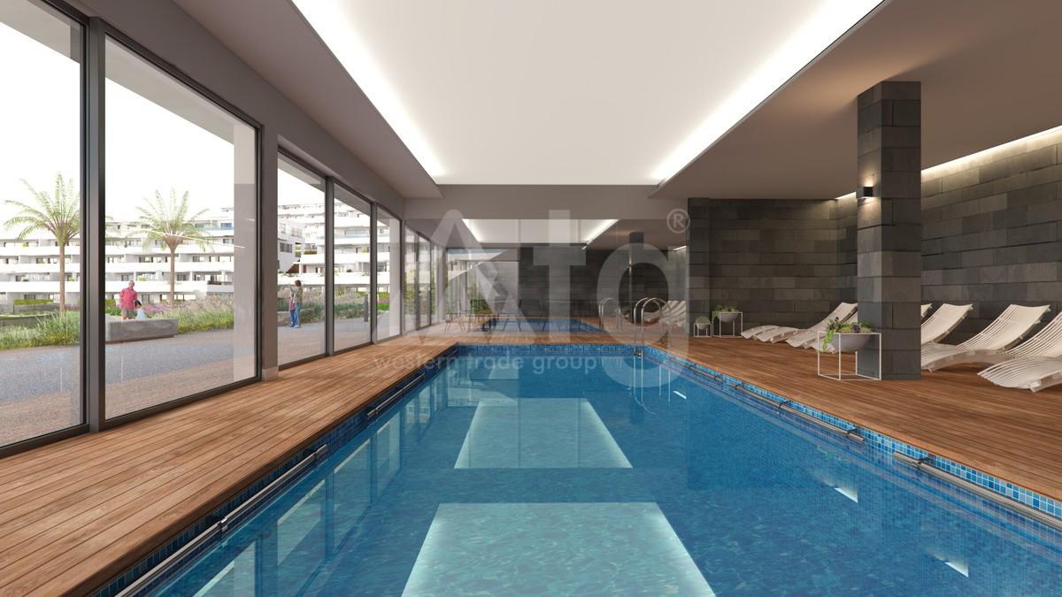 3 bedroom Villa in Finestrat  - UBA116678 - 5