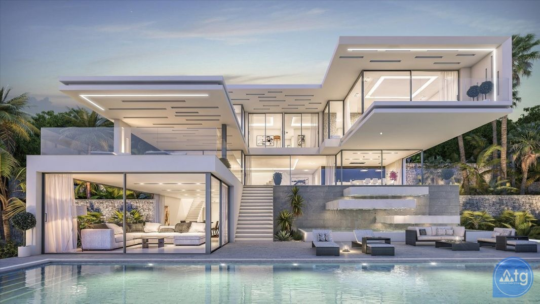 4 bedroom Villa in Los Montesinos - GEO8333 - 1