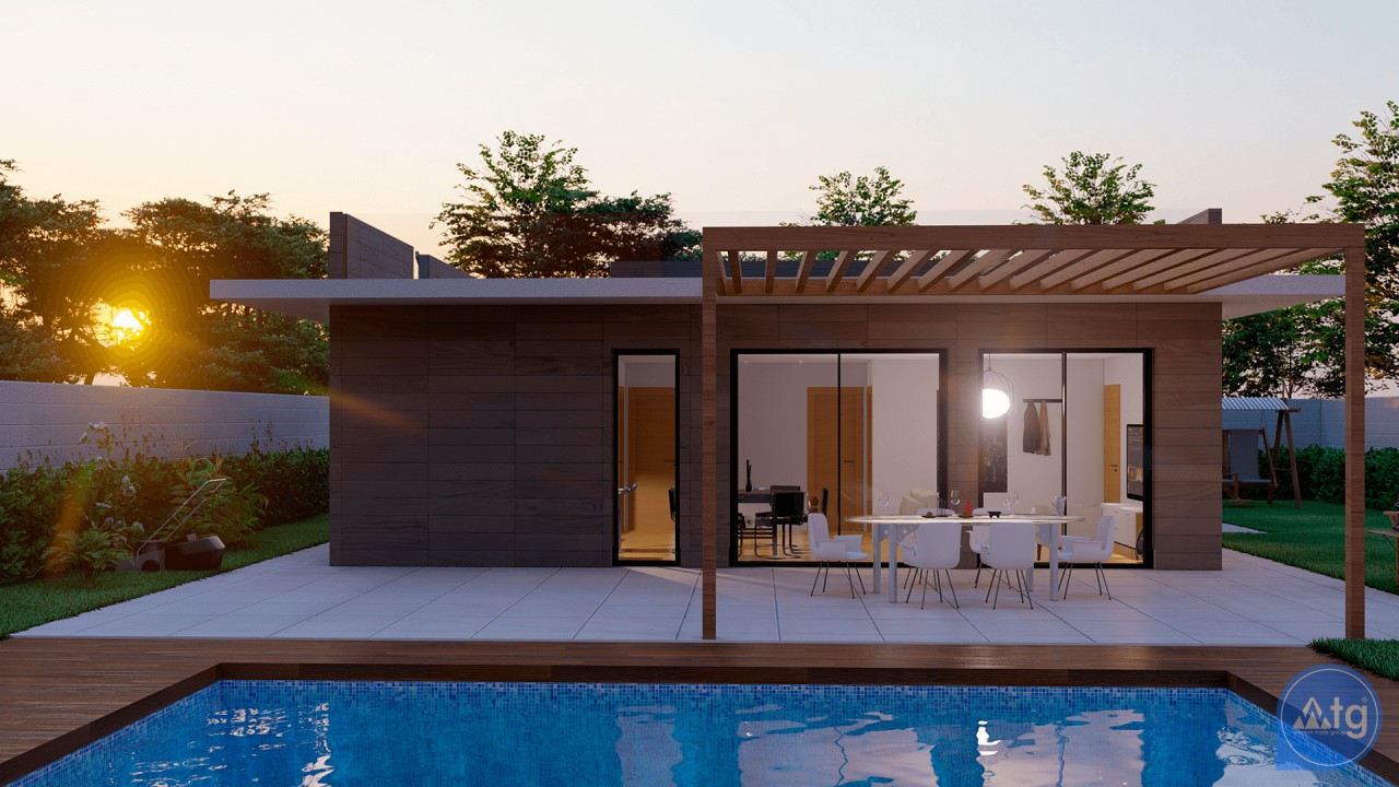3 bedroom Villa in Mutxamel  - PH1110262 - 1