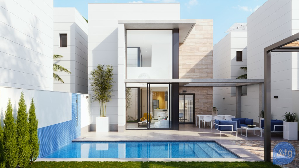 3 bedroom Villa in Orihuela Costa  - ZN117111 - 1
