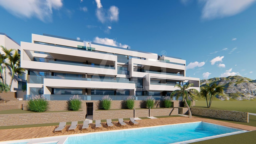 3 bedroom Villa in Polop  - WF8212 - 1