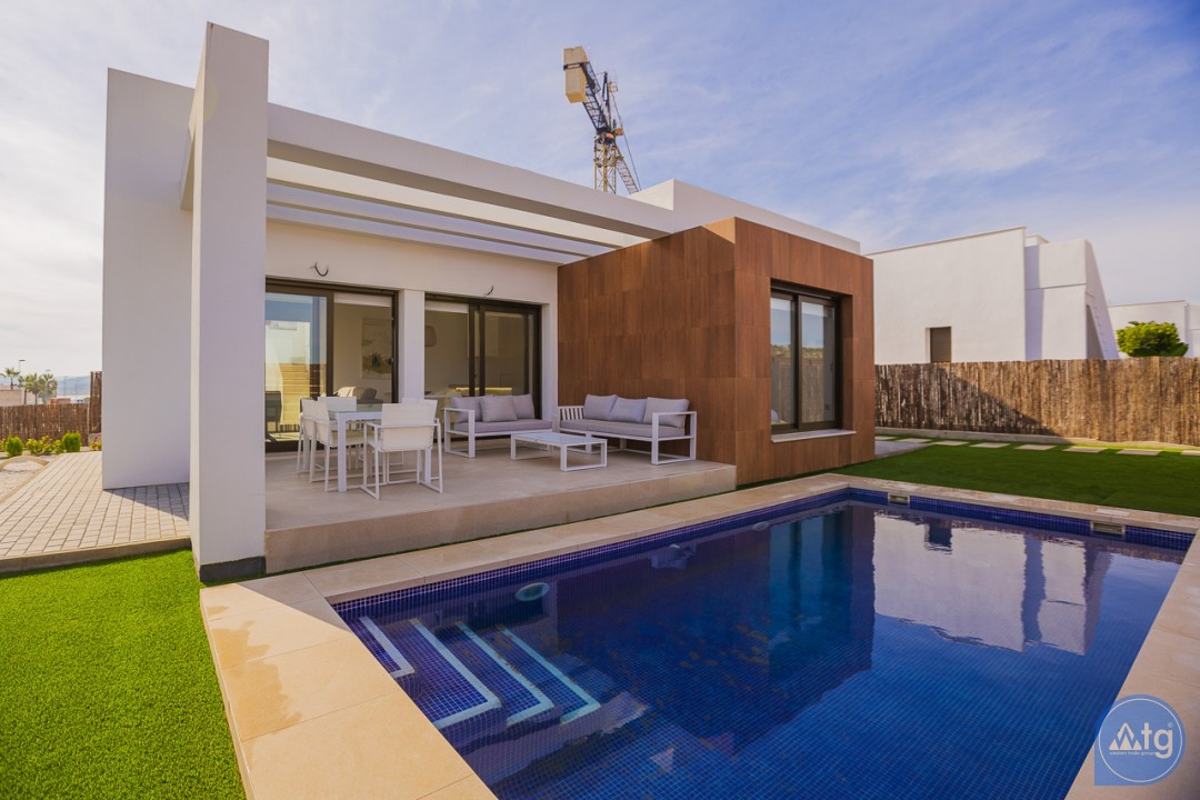 3 bedroom Villa in San Miguel de Salinas  - VG8002 - 1