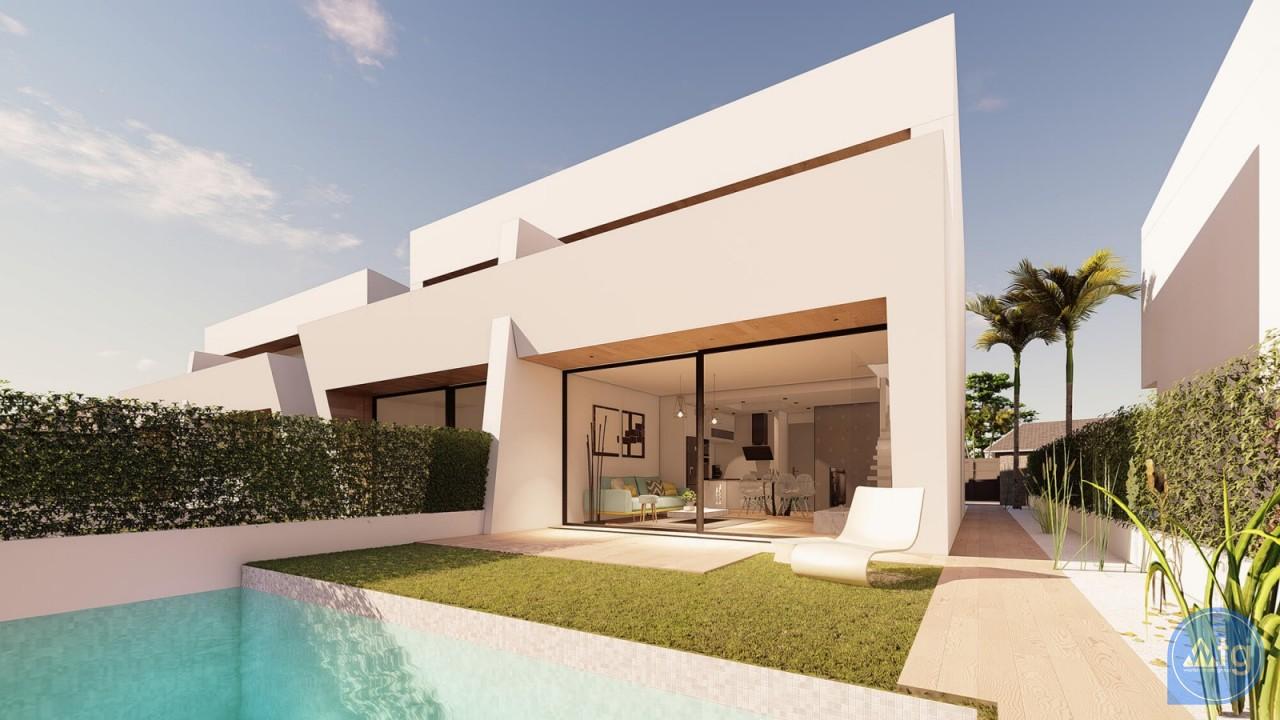 3 bedroom Villa in San Pedro del Pinatar  - GU6660 - 1