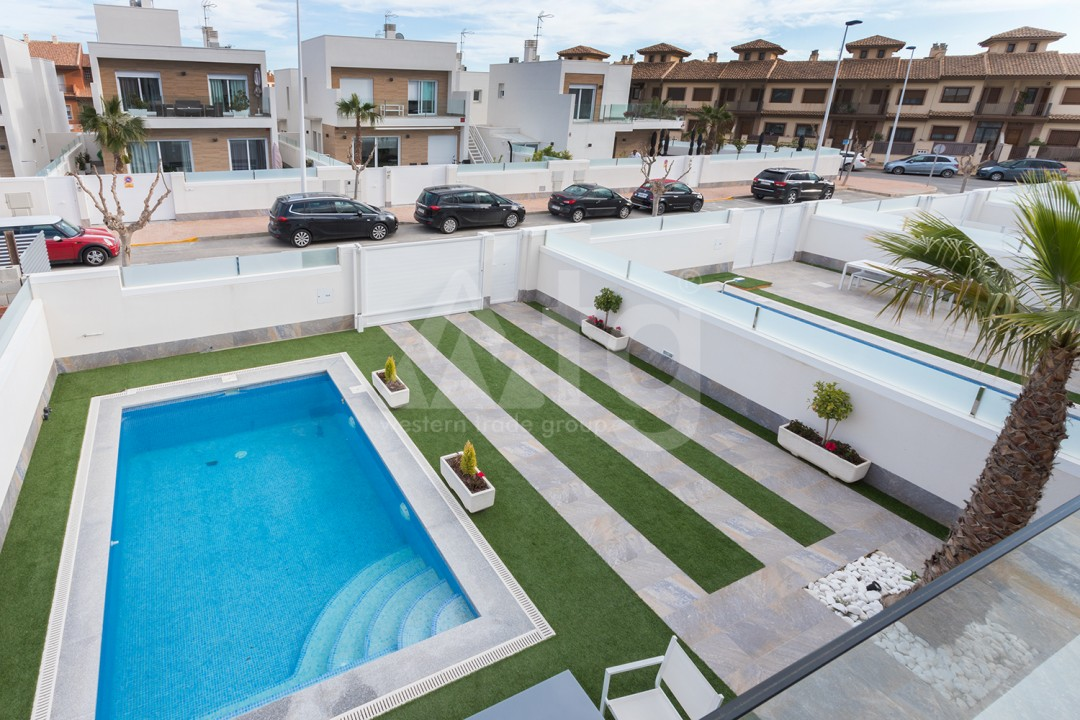 3 bedroom Villa in Pilar de la Horadada  - RP8067 - 39