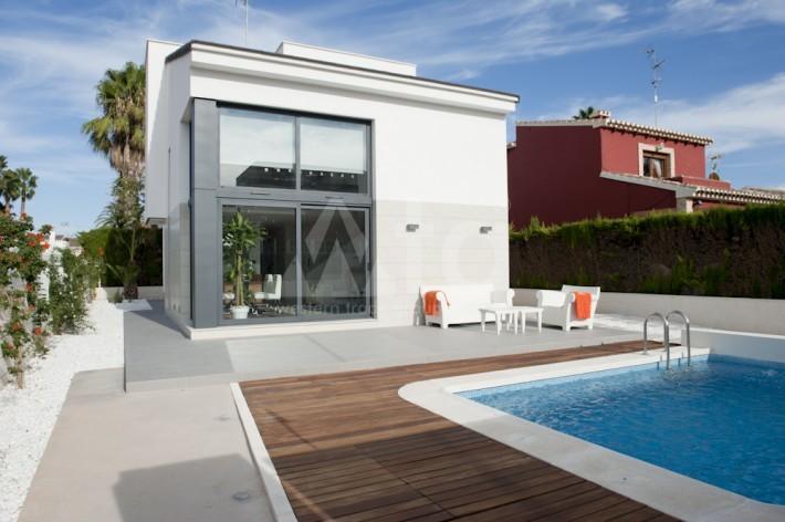 3 bedroom Villa in San Pedro del Pinatar - EF8437 - 1