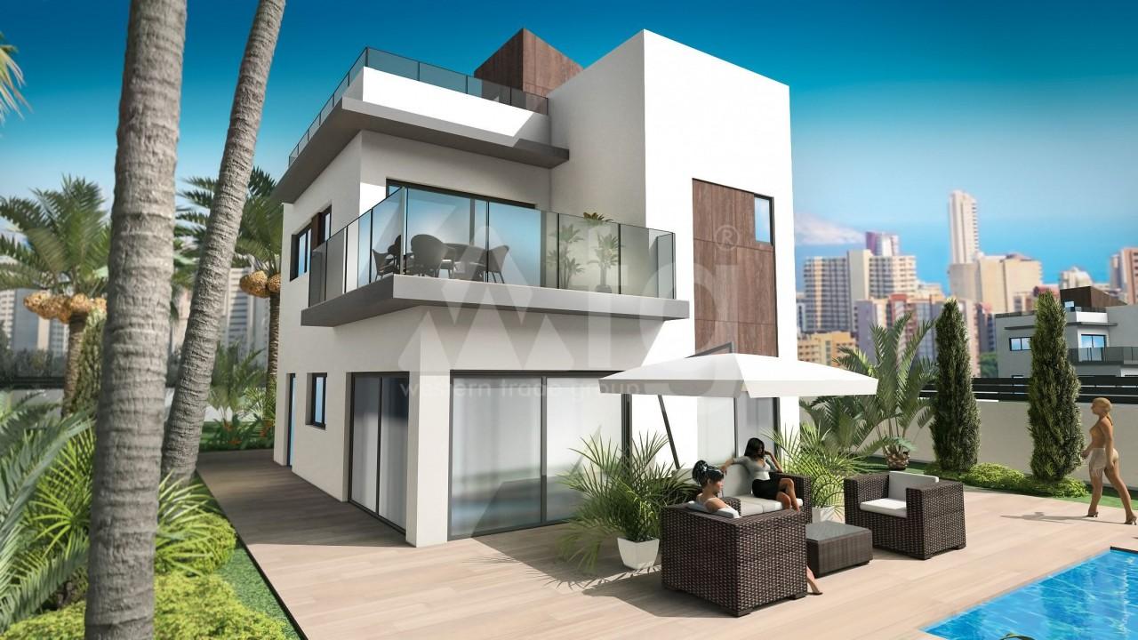 3 bedroom Villa in San Pedro del Pinatar - GU6649 - 1