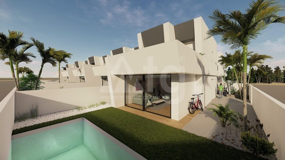 3 bedroom Villa in San Pedro del Pinatar - GU6649 - 14
