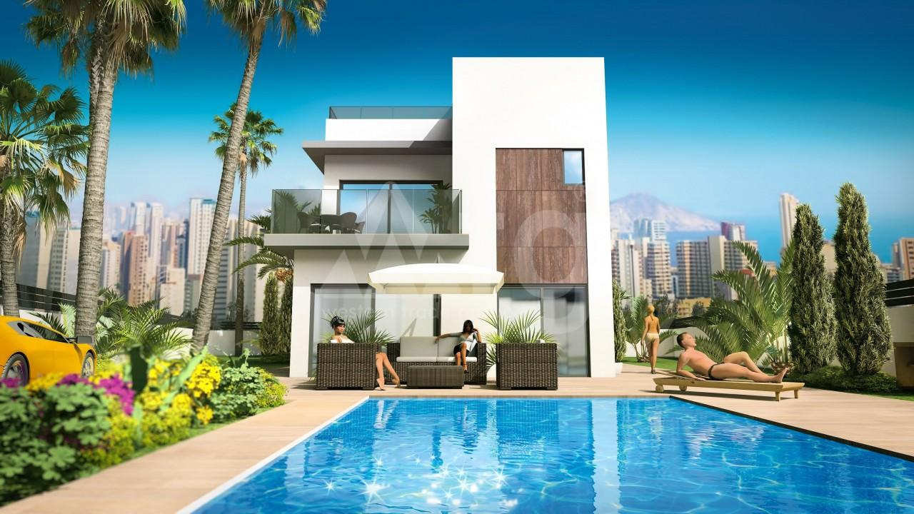 3 bedroom Villa in San Pedro del Pinatar - GU6649 - 2