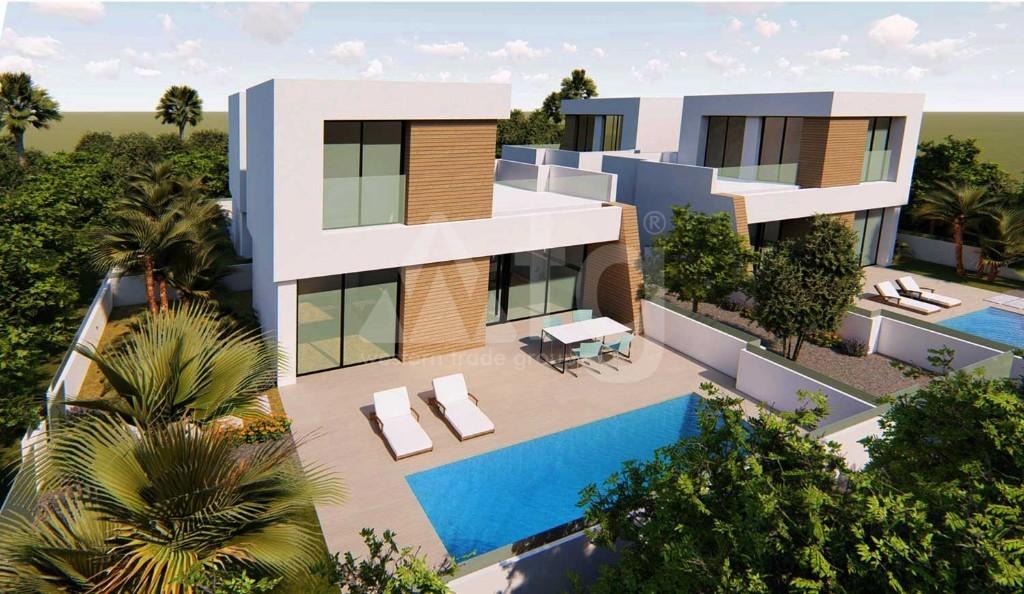 3 bedroom Villa in Alhama de Murcia - SH7883 - 1