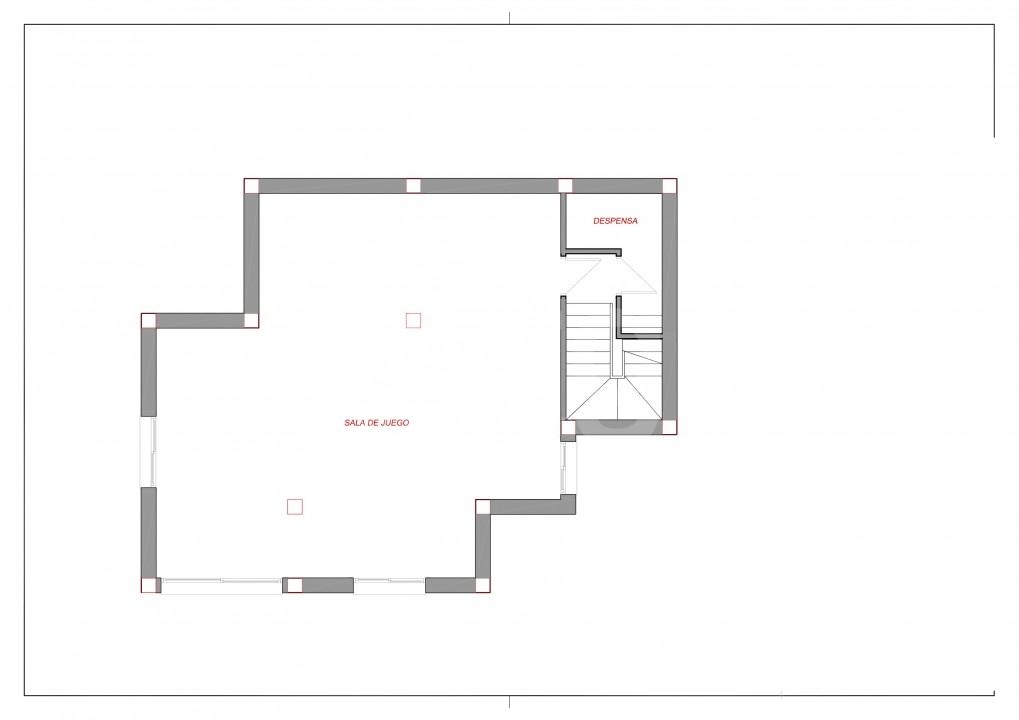 3 bedroom Villa in Ciudad Quesada  - LAI7751 - 35