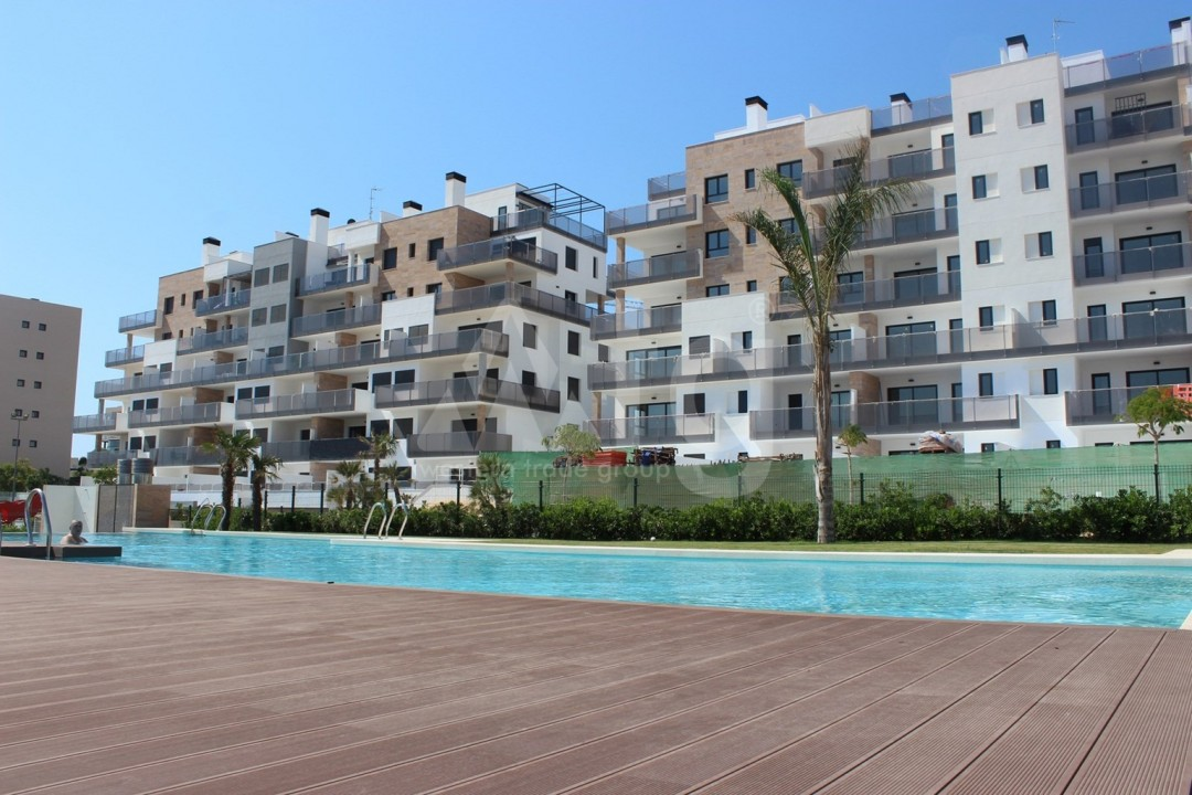 3 bedroom Penthouse in Dehesa de Campoamor - TR7292 - 9