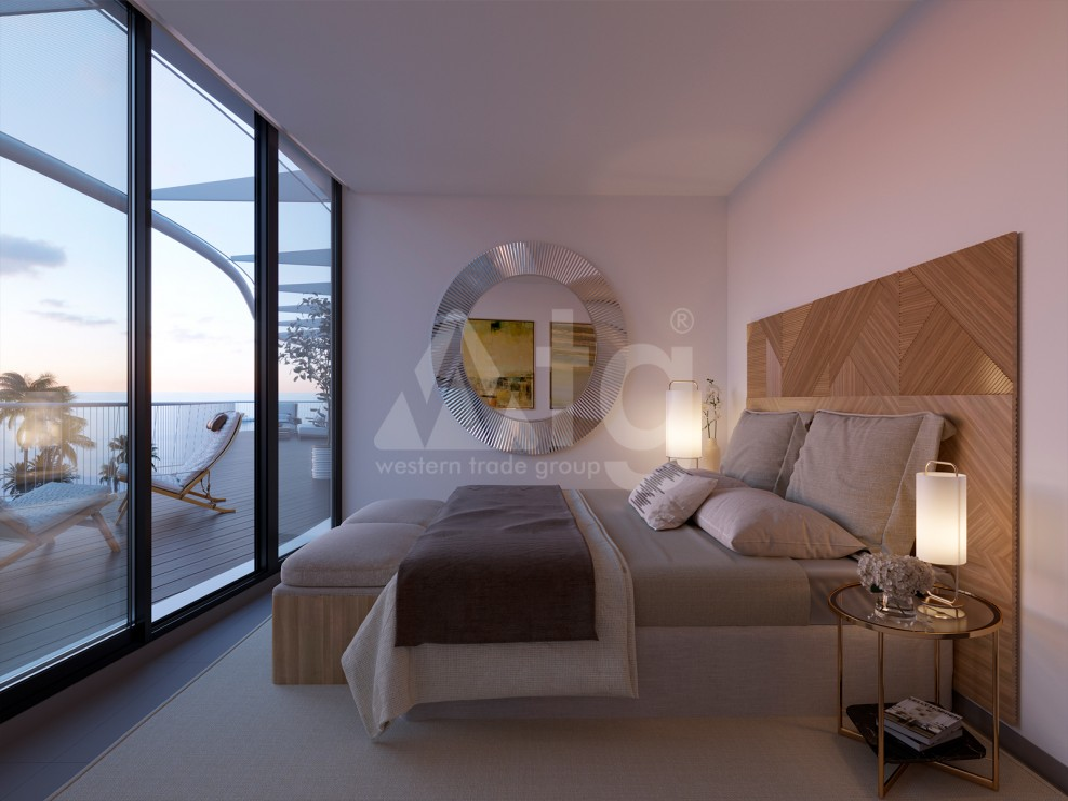 2 bedroom Penthouse in Guardamar del Segura - AT7948 - 4