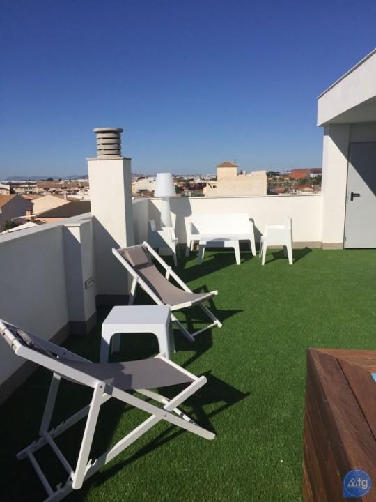 2 bedroom Penthouse in Pilar de la Horadada  - AN10002 - 18