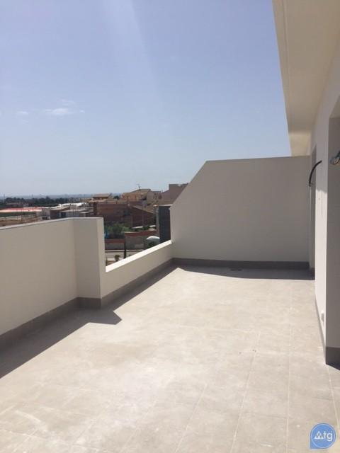 2 bedroom Penthouse in Pilar de la Horadada  - AN10002 - 34