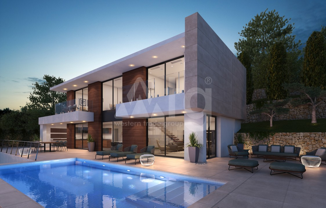 2 bedroom Penthouse in Punta Prima  - NS6601 - 2