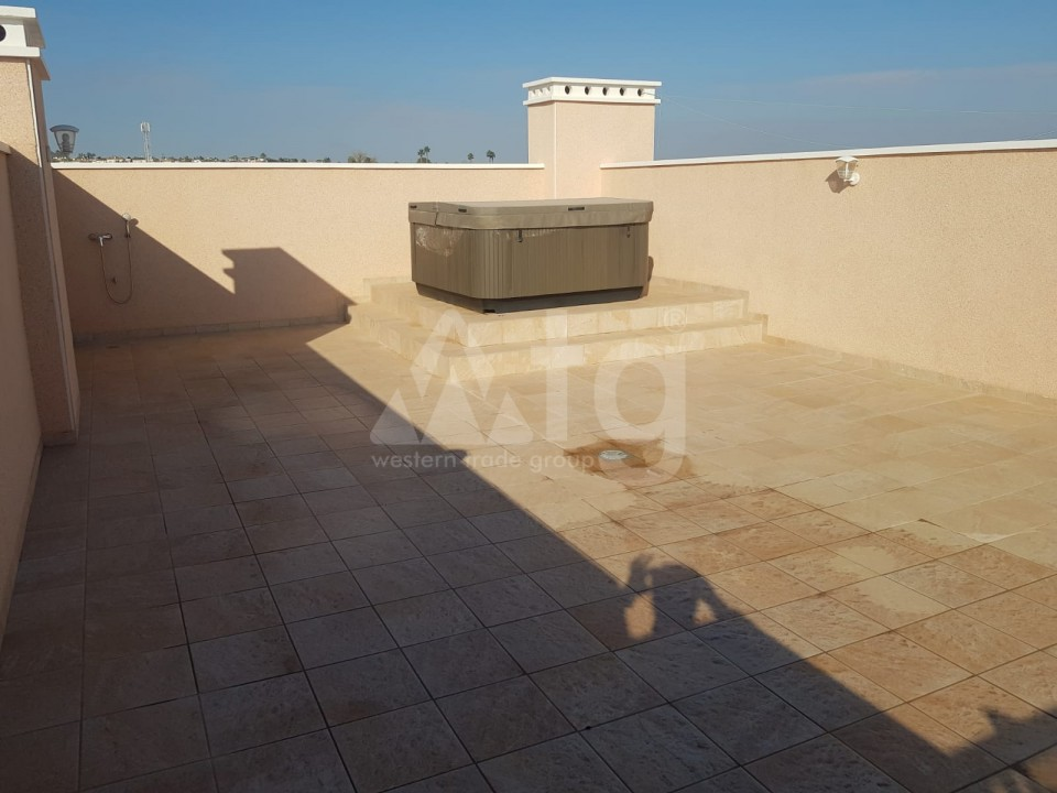 3 bedroom Penthouse in Punta Prima - NS6577 - 16