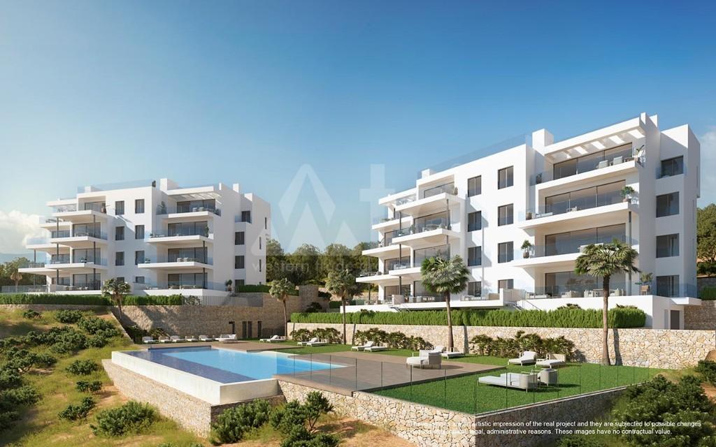 3 bedroom Penthouse in Villamartin - NS8288 - 1