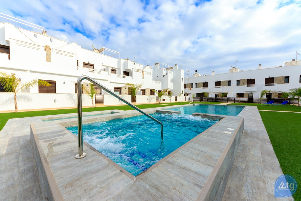 2 bedroom Townhouse in San Miguel de Salinas - AGI5860 - 1