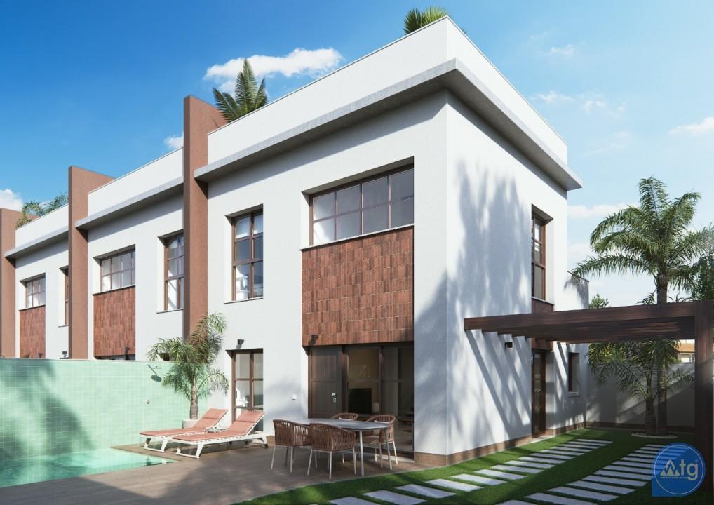 3 bedroom Townhouse in Pilar de la Horadada - CV8666 - 1
