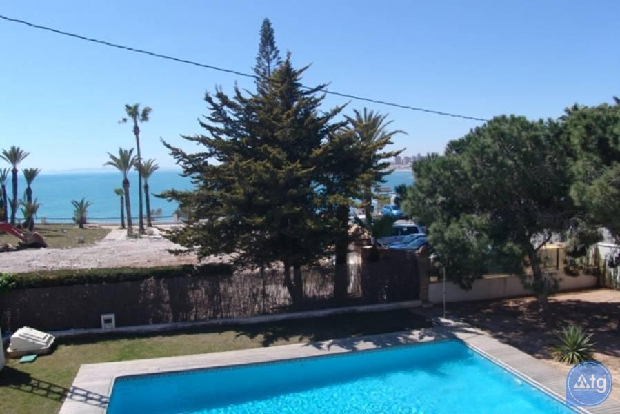 2 bedroom Townhouse in Villajoyosa  - QUA8604 - 2