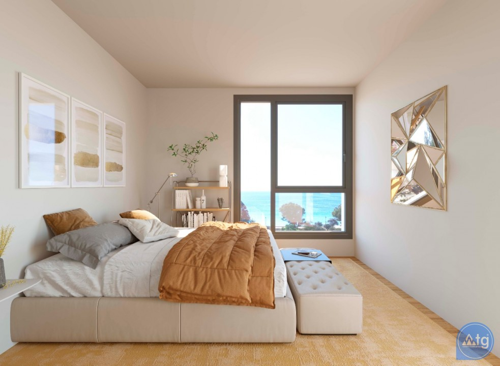 2 bedroom Townhouse in Villajoyosa - QUA8606 - 8