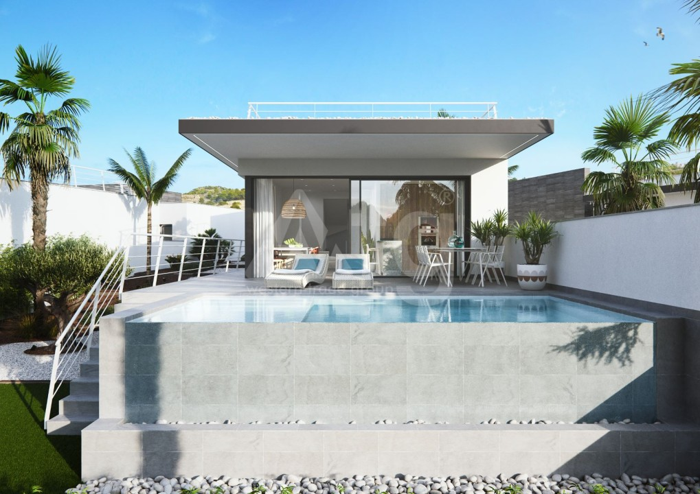 2 bedroom Villa in Balsicas - US6936 - 9