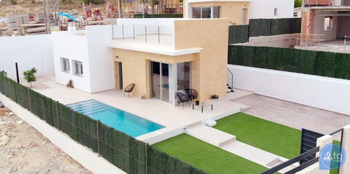3 bedroom Villa in Finestrat  - MT8509 - 2