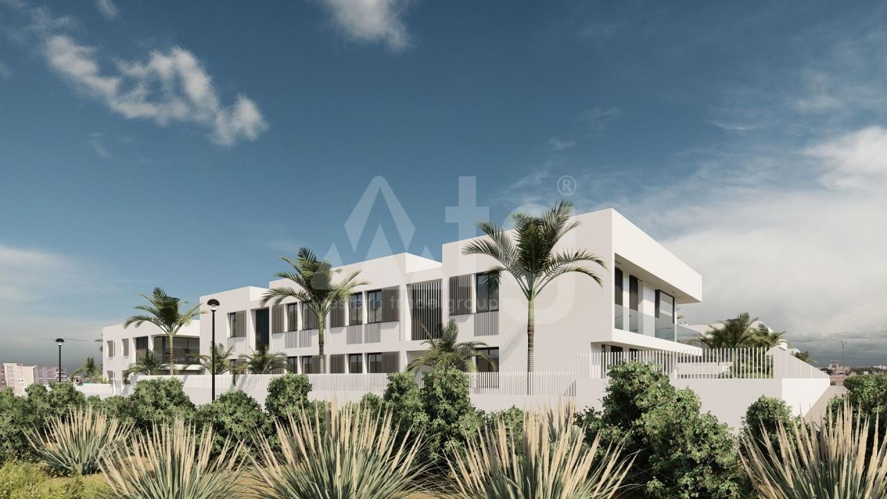 3 bedroom Villa in Finestrat  - EH115904 - 2