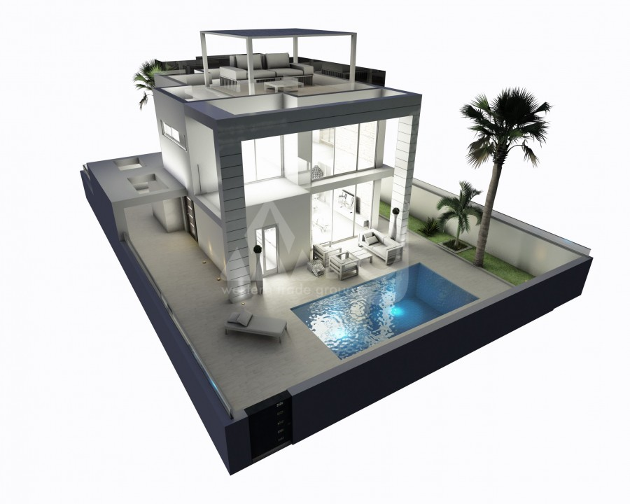 3 bedroom Villa in La Zenia  - IM116755 - 35