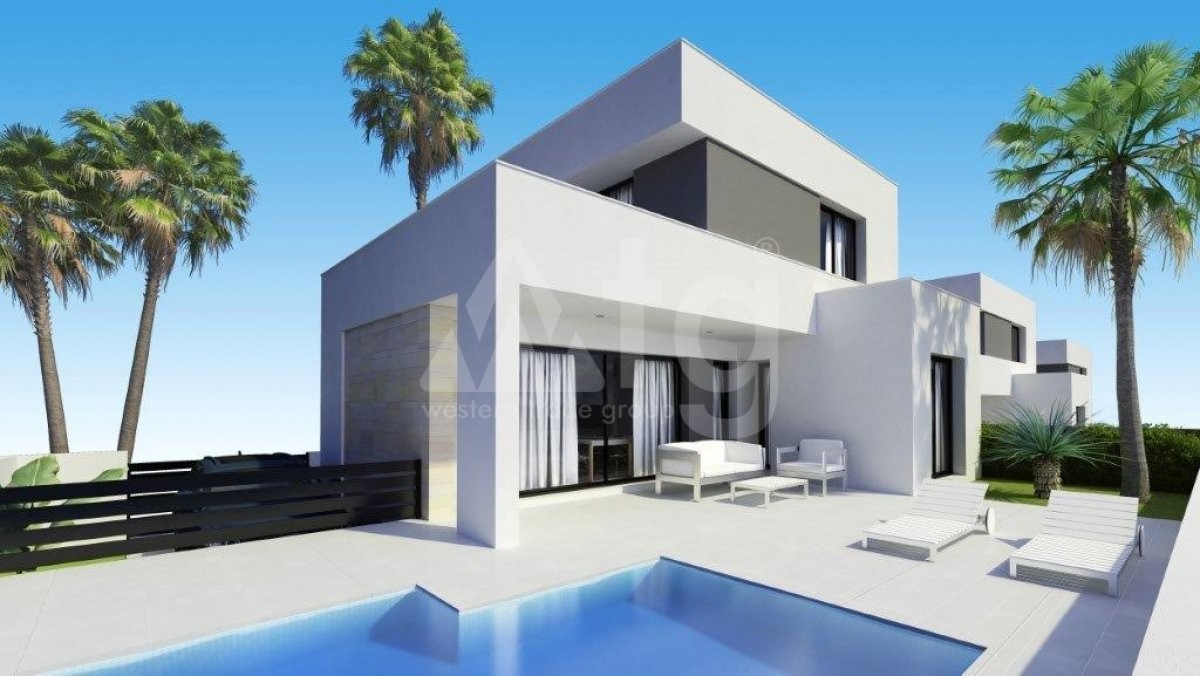 3 bedroom Villa in Los Alcázares - ASU113865 - 10