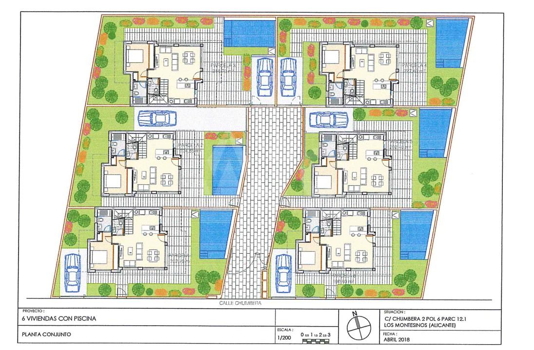 3 bedroom Villa in Los Montesinos  - OI7627 - 34