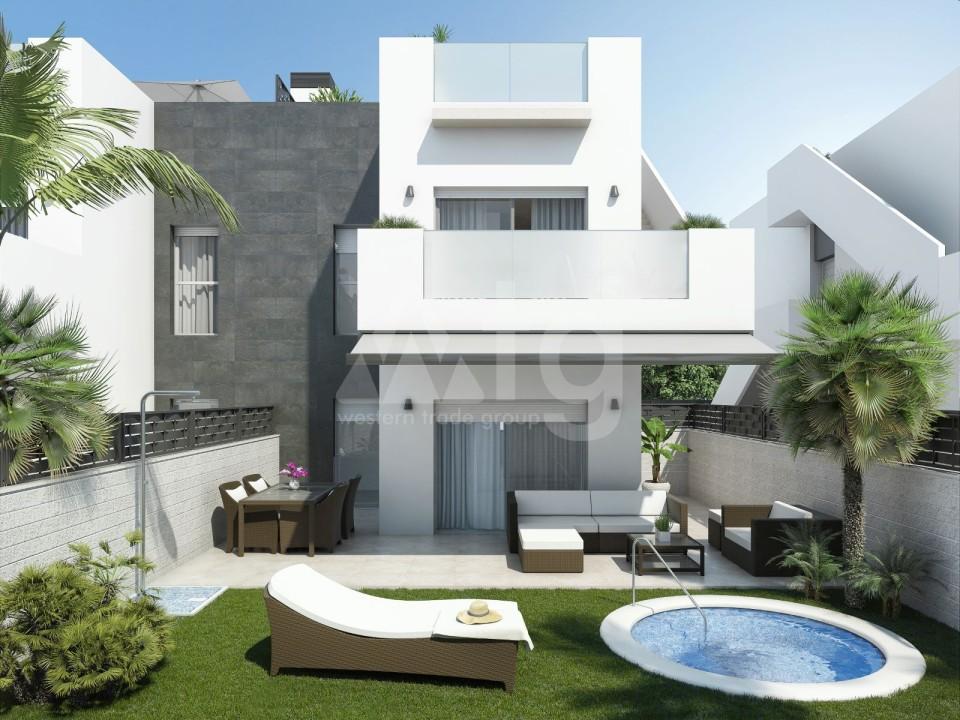 3 bedroom Villa in Pilar de la Horadada - VB7170 - 1