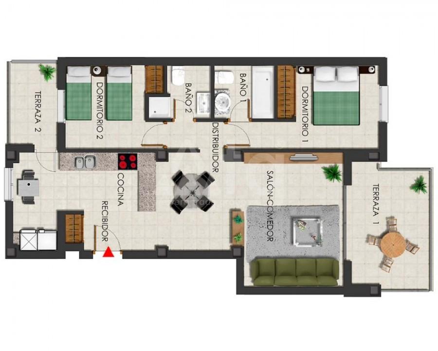 3 bedroom Villa in Rojales - BL7785 - 14