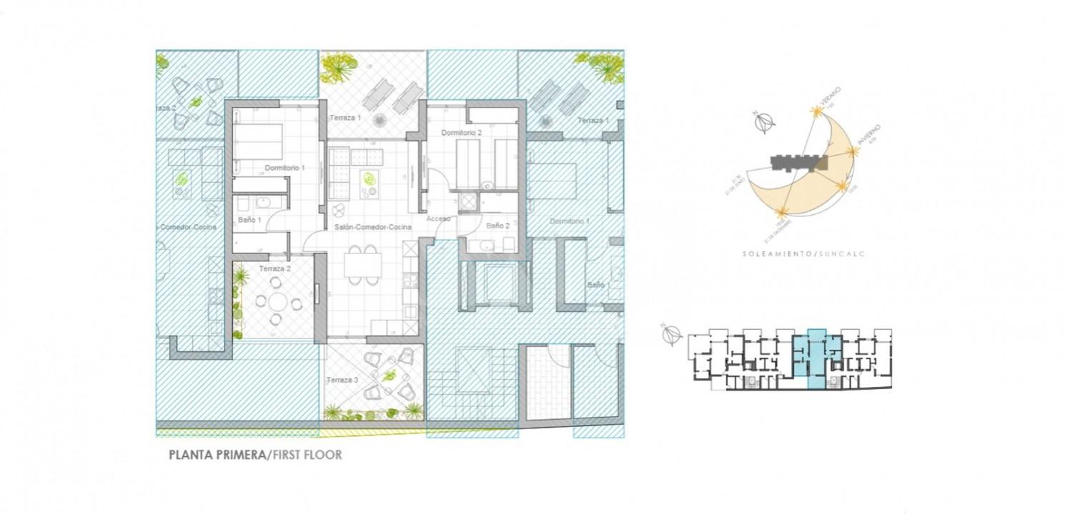 2 bedroom Villa in San Javier - DS7373 - 10