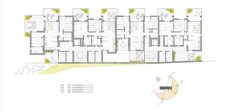 2 bedroom Villa in San Javier - DS7373 - 9