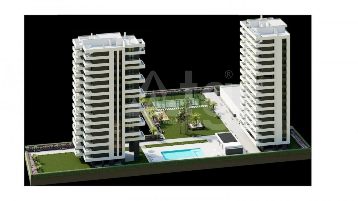 3 bedroom Villa in San Miguel de Salinas  - FS115244 - 19