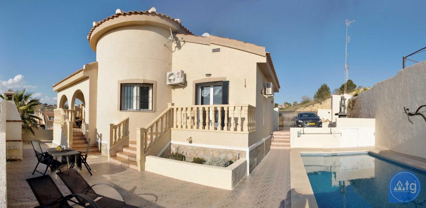4 bedroom Villa in San Miguel de Salinas - AGI6078 - 1