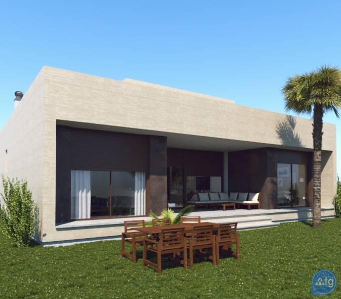 3 bedroom Villa in San Pedro del Pinatar  - RP8597 - 2