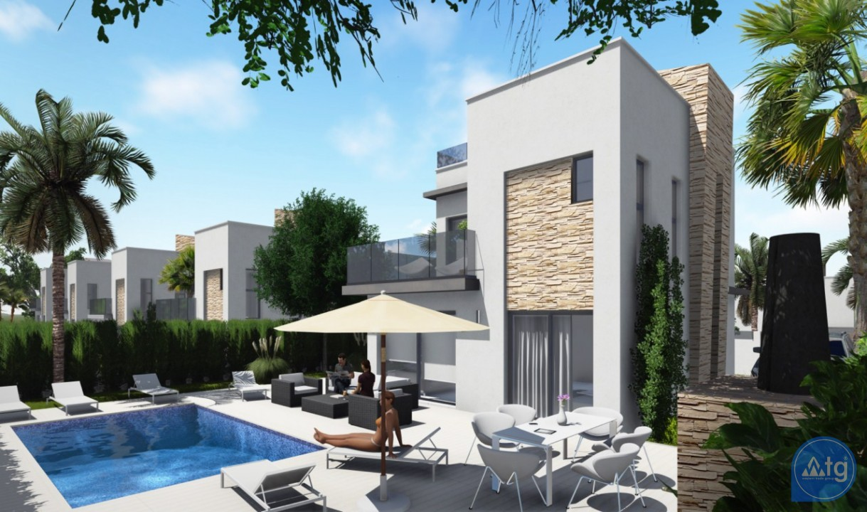 3 bedroom Villa in Villamartin - SUN2122 - 1